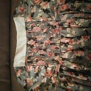 eshakti Dresses - ⭐Eshakti⭐ Reto Pinup Satin Dress sz 3x (24)